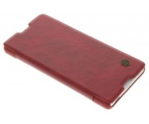 Nillkin Qin Leather Slim booktype Sony Xperia M5