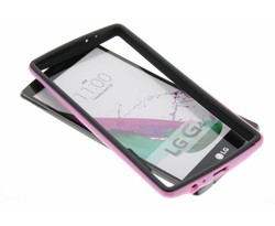 Roze bumper LG G4