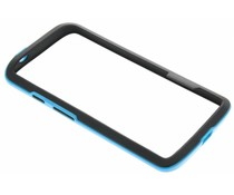 Blauw bumper Motorola Moto X Force