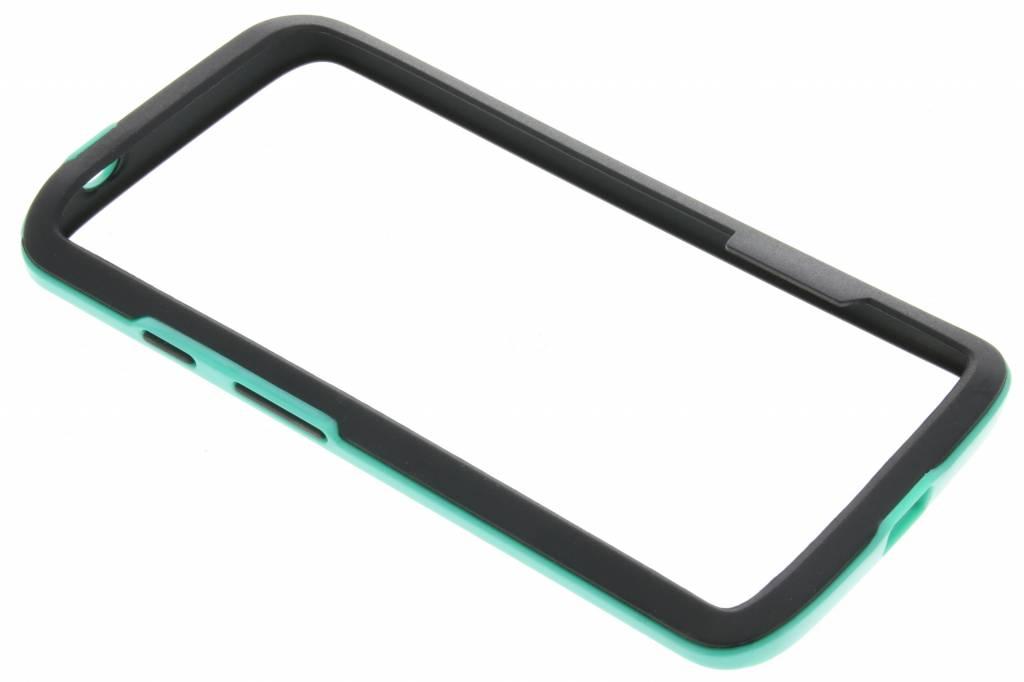 Groene bumper voor de Motorola Moto X Force