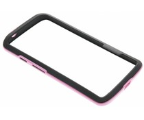 Roze bumper Motorola Moto X Force