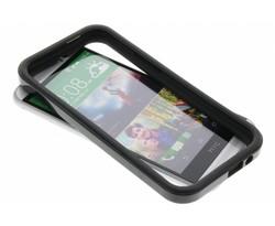 Zwart bumper HTC One M8 / M8s