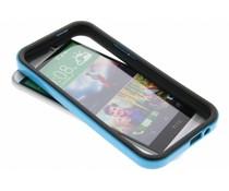 Blauw bumper HTC One M8 / M8s