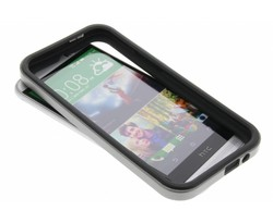 Grijs bumper HTC One M8 / M8s