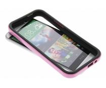 Roze bumper HTC One M8 / M8s