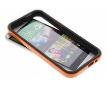 Oranje bumper HTC One M8 / M8s