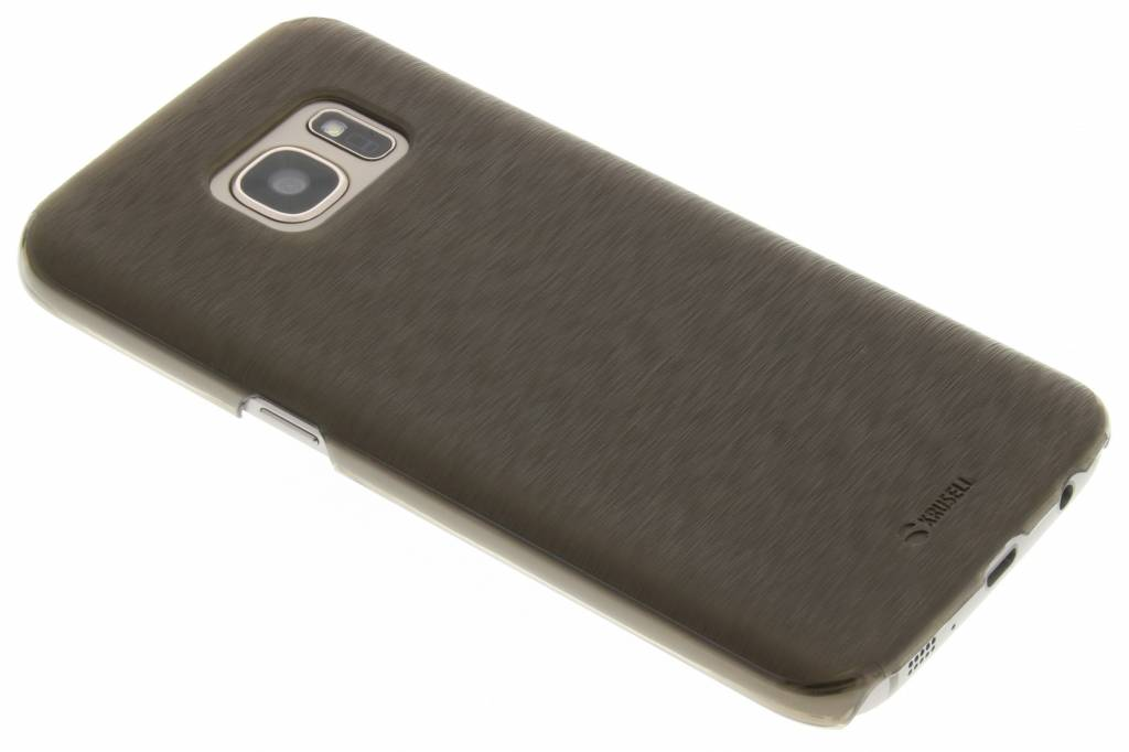 Krusell Boden Cover voor de Samsung Galaxy S7 - Transparent Black