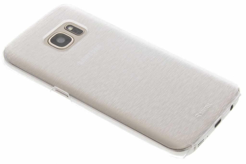 Krusell Boden Cover voor de Samsung Galaxy S7 - Transparent