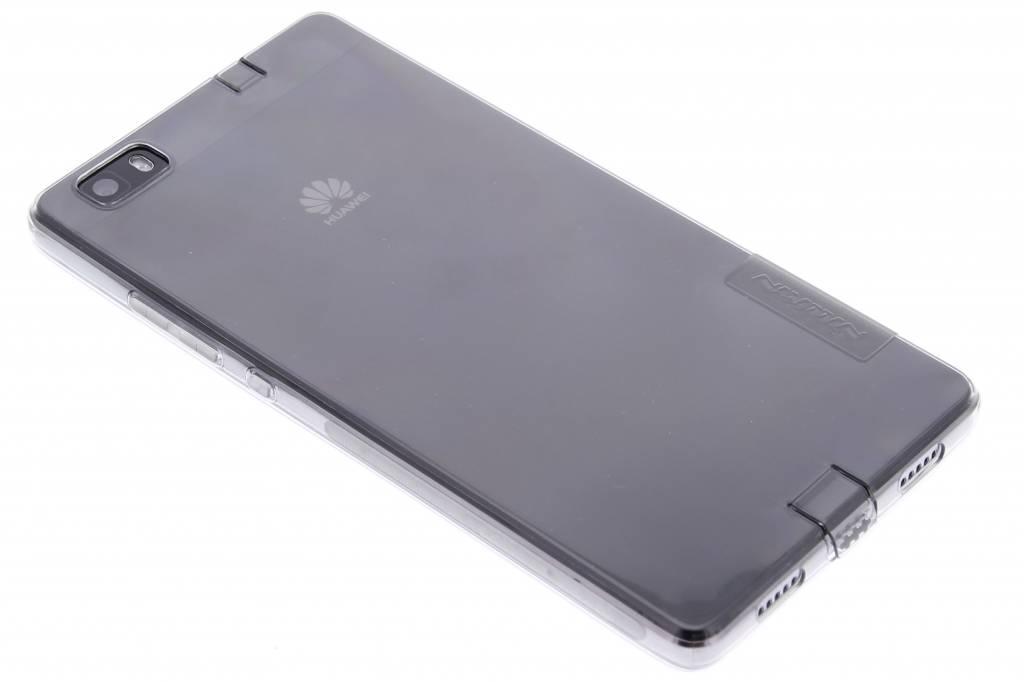Nillkin Nature TPU case voor de Huawei P8 Lite - grijs