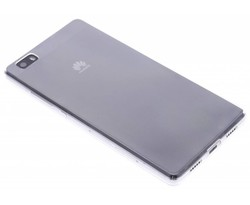Ultra thin transparant TPU hoesje Huawei P8 Lite