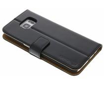 Selencia Luxe lederen booktype Galaxy S7 Edge