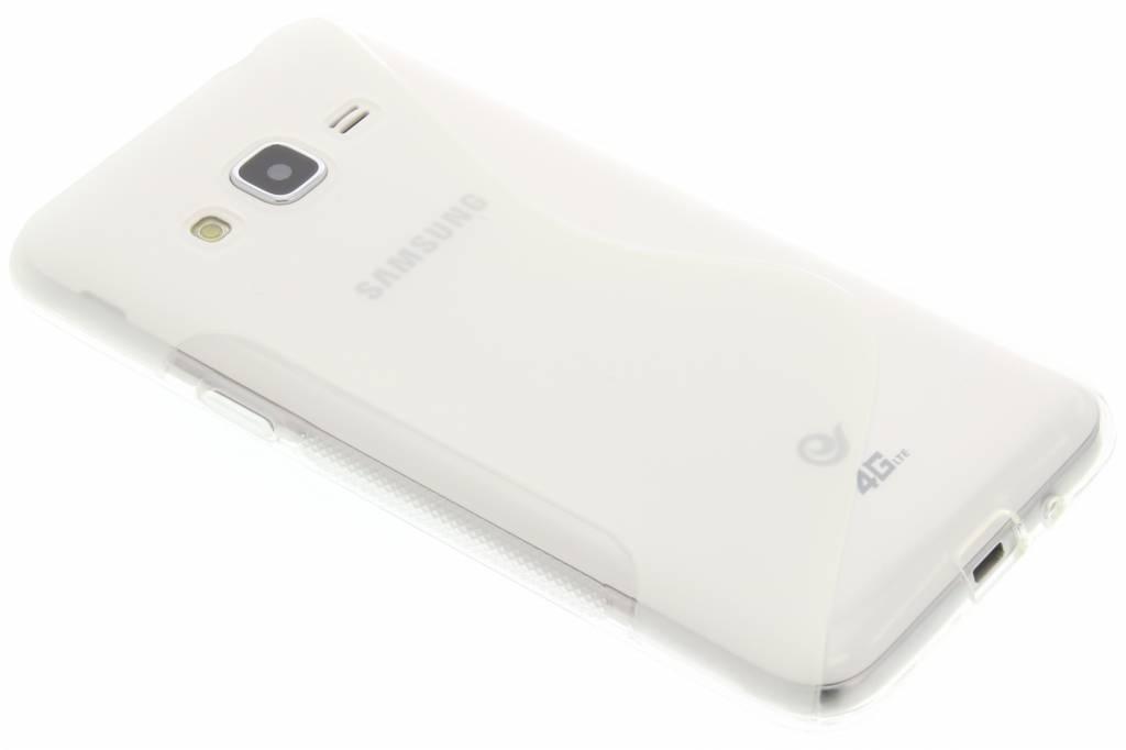 S-transparent Cas De Tpu De Ligne Pour Le Huawei Ascend G7 7th7xt