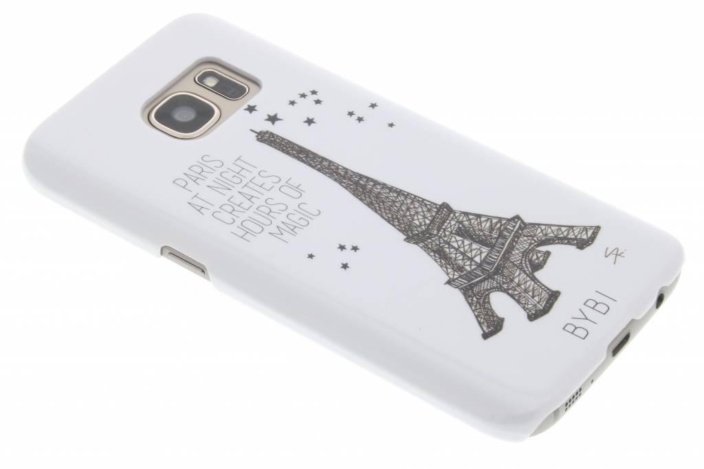 ByBi Paris at night hardcase hoesje voor de Samsung Galaxy S7