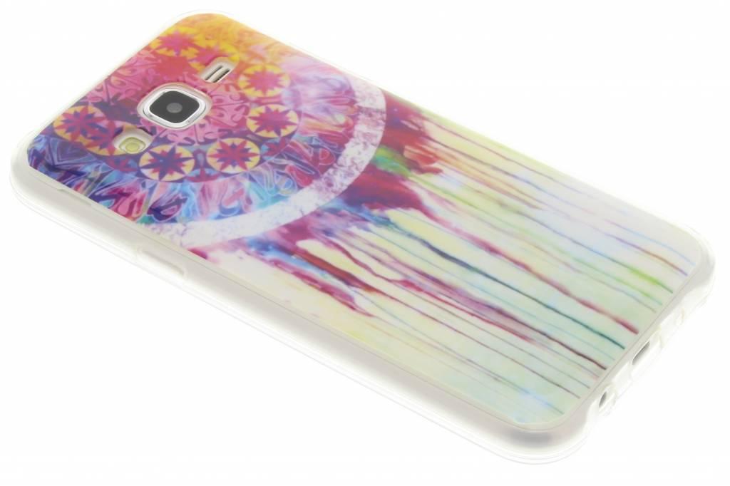 Dromenvanger design TPU siliconen hoesje voor de Samsung Galaxy J5