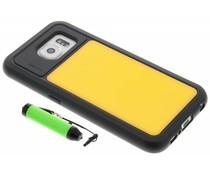 Lumdoo Duo Cover Samsung Galaxy S6 - Oranje