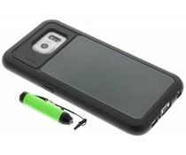 Lumdoo Duo Cover Samsung Galaxy S6 - Legergroen