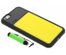 Lumdoo Duo Cover iPhone 6 / 6s - Geel