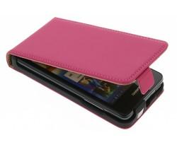 Mobiparts Premium flipcase Huawei Ascend Y300 - Pink