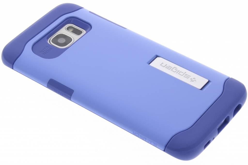 Spigen Slim Armor Case voor de Samsung Galaxy S7 Edge - Violet