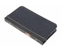 Zwart boek booktype hoes iPhone 6(s) Plus