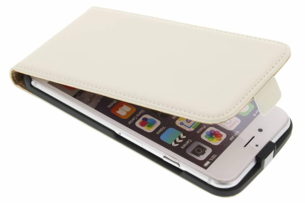 Mobiparts Premium Flipcase voor de iPhone 6 / 6s - White
