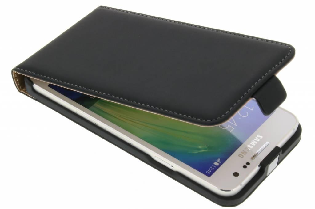 Mobiparts Premium Flipcase voor de Samsung Galaxy A3 - Black