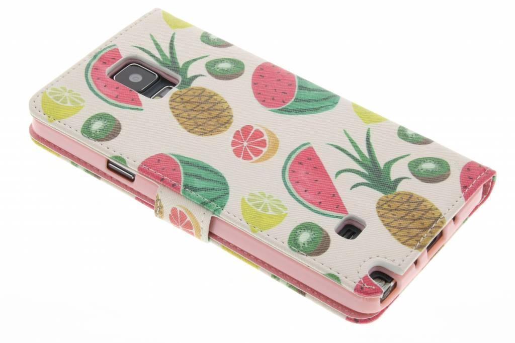 Design Fruit Type De Livre De Tpu Pour Samsung Galaxy Note 4 DPDn8p8n
