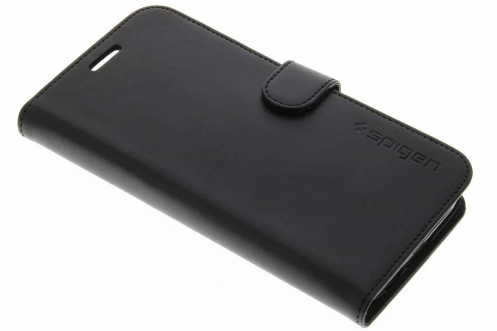 Spigen Wallet S booktype hoes voor de Samsung Galaxy S7 - Black