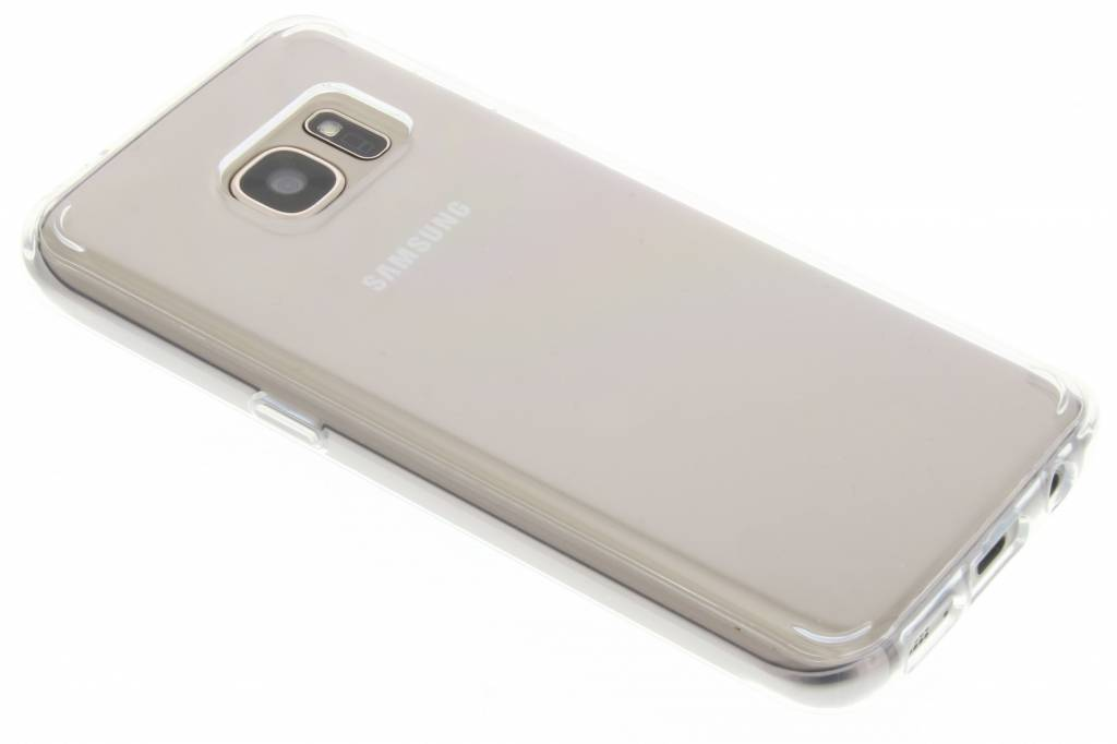 Griffin Reveal Case Samsung Galaxy S7 - Transparant