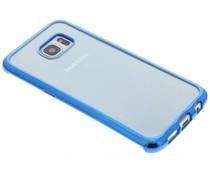 TPU hoesje met metallic rand Samsung Galaxy S7 Edge