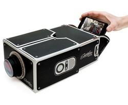 Zwart Smartphone Projector 2.0