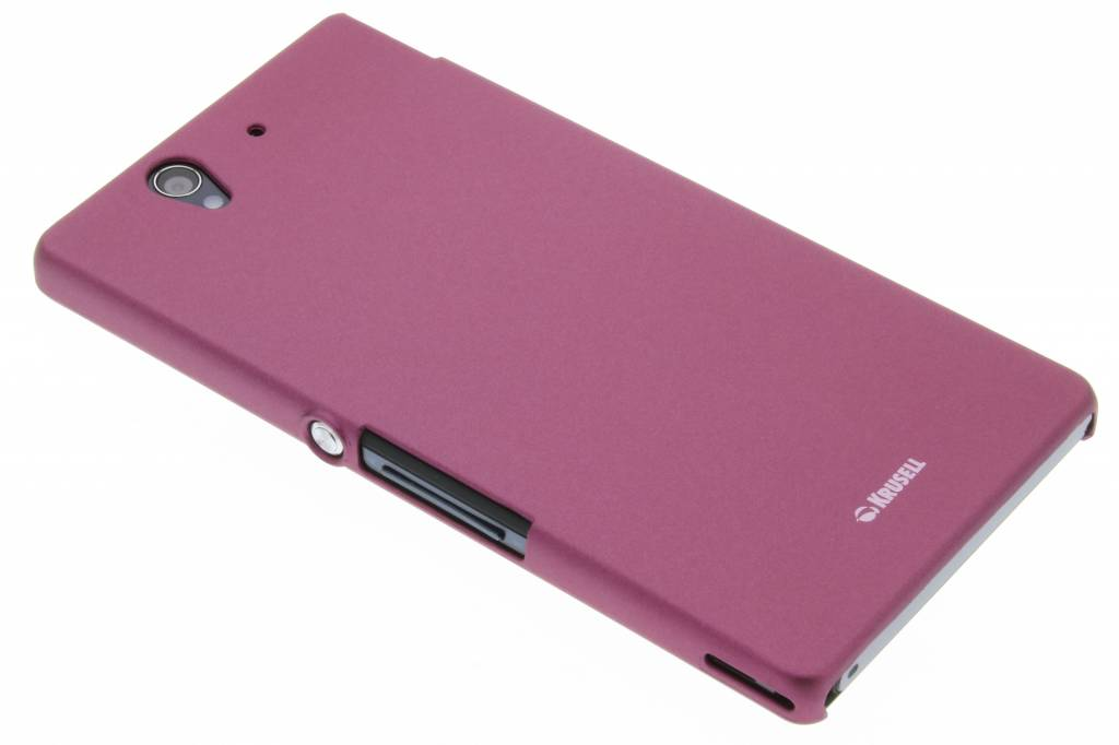 Krusell ColorCover voor de Sony Xperia Z - Roze