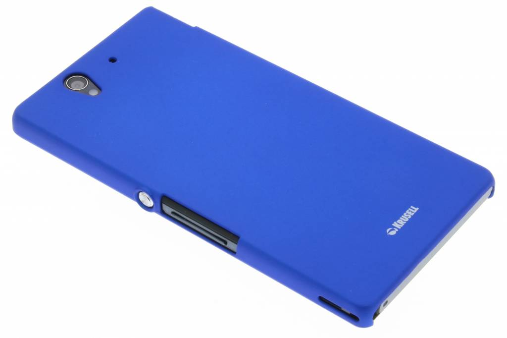 Krusell ColorCover voor de Sony Xperia Z - Blauw