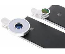 Zilver 6 in 1 LED Multi-lens set
