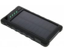 Zonne-energie powerbank met LED-lamp 8000 mAh