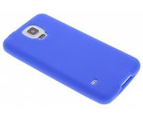 Effen TPU siliconen hoesje Galaxy S5 (Plus) / Neo