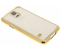TPU hoesje met metallic rand Samsung Galaxy S5 (Plus) Neo