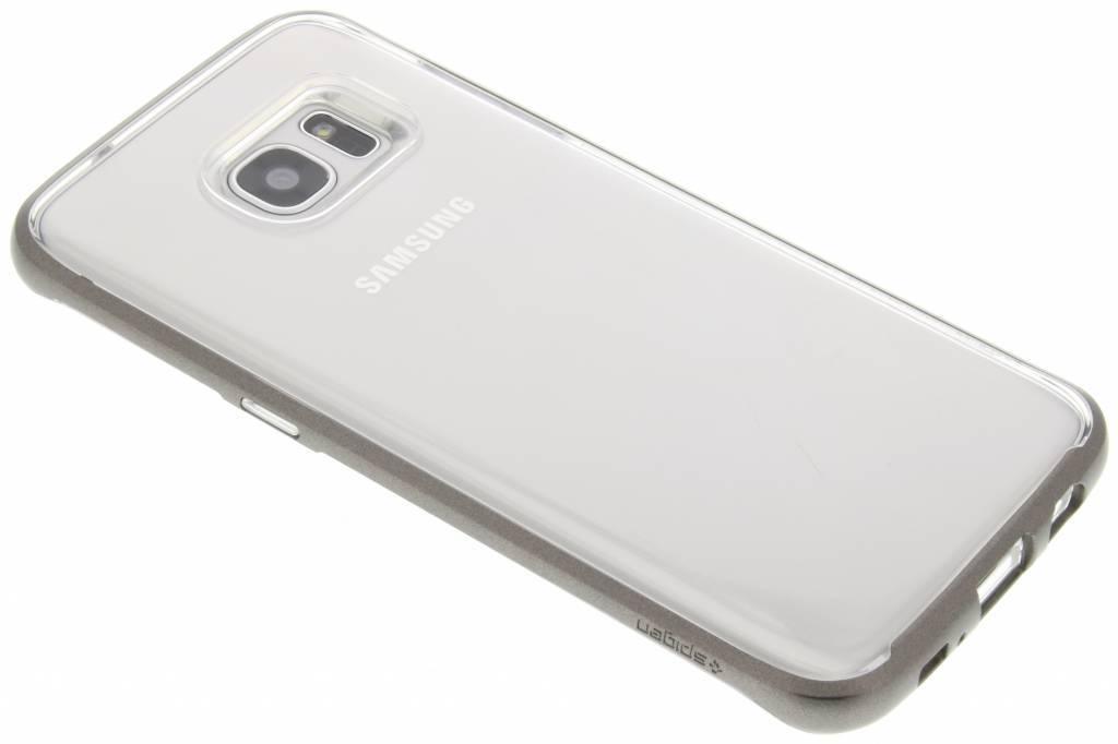 Spigen Neo Hybrid Crystal Case voor de Samsung Galaxy S7 Edge - Champagne Gold