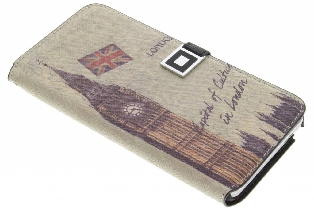 London design booktype hoes voor de Samsung Galaxy Note 3