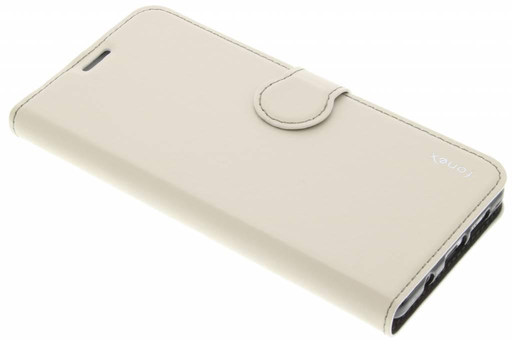 Fonex Identity Bookcase voor de Samsung Galaxy A5 (2016) - Wit
