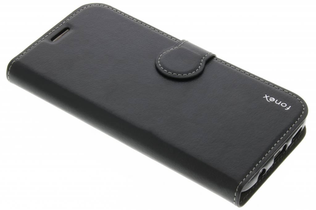 Fonex Identity Bookcase voor de Samsung Galaxy S7 - Zwart