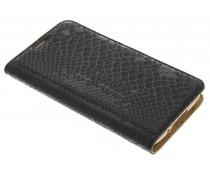 Luxe slangen TPU booktype Galaxy S5 (Plus) / Neo