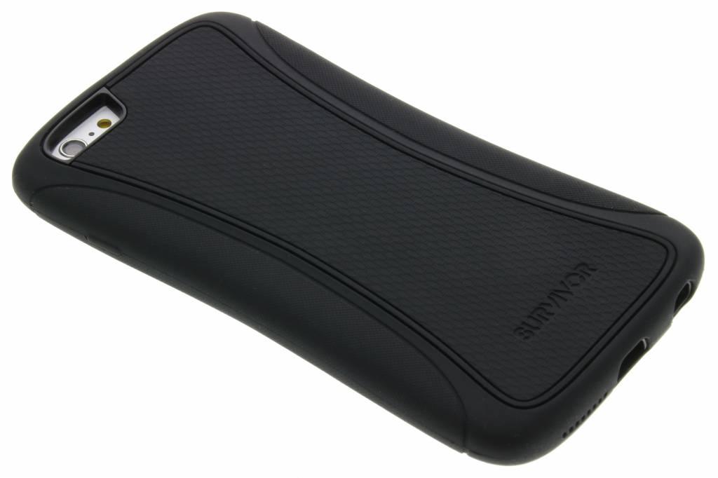Griffin Survivor Slim Case voor de iPhone 6(s) Plus - Zwart