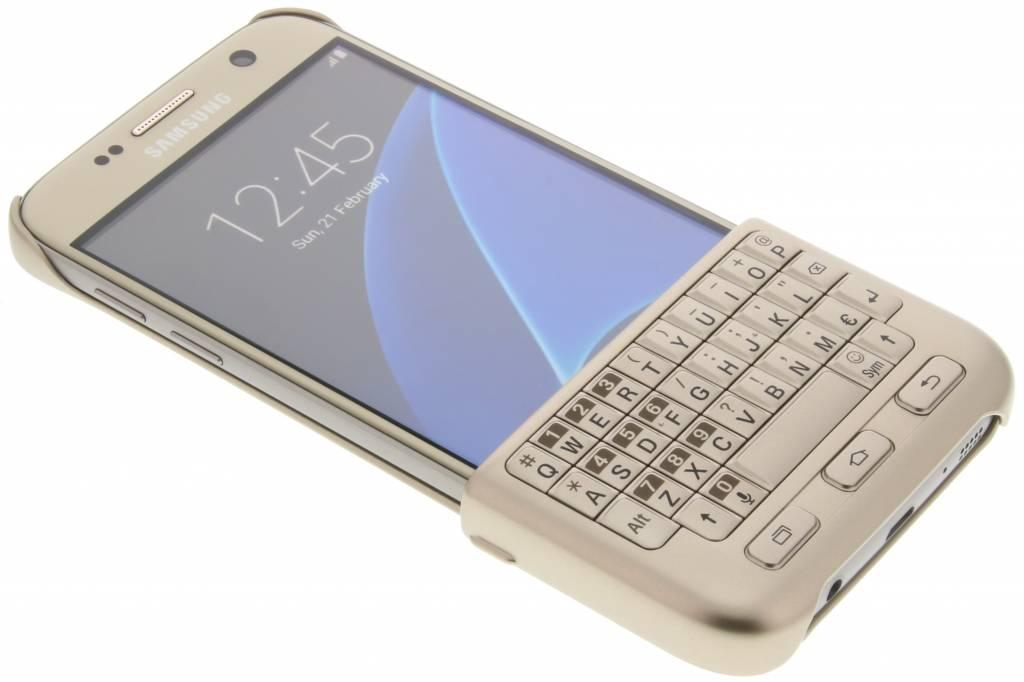 Samsung Keyboard Cover voor de Galaxy S7 - Goud