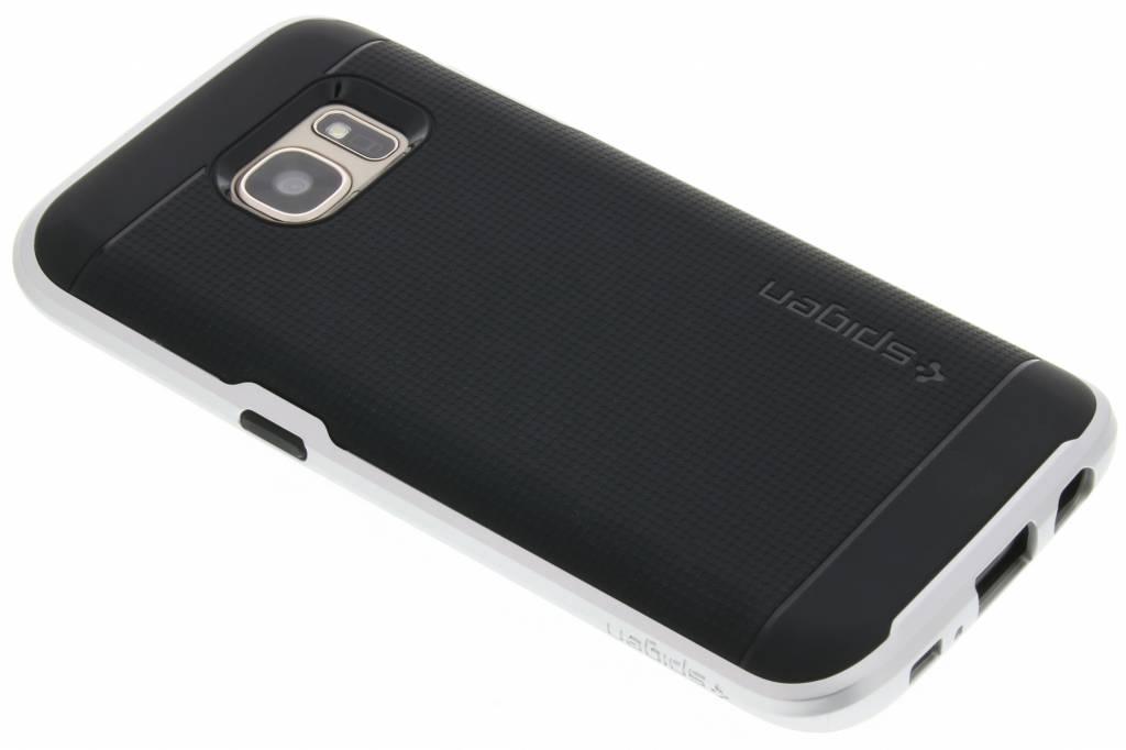 Spigen Neo Hybrid Case voor de Samsung Galaxy S7 - Zilver