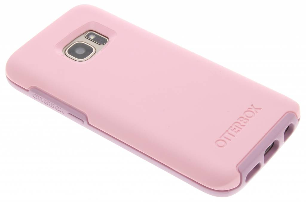 OtterBox Symmetry Series Case voor de Samsung Galaxy S7 - Paris Blush