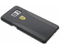 Ferrari Real Carbon Fiber Hard Case Samsung Galaxy S7 Edge