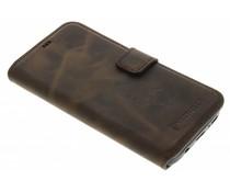 Barchello Wallet Case Galaxy S7 - Antic Coffee
