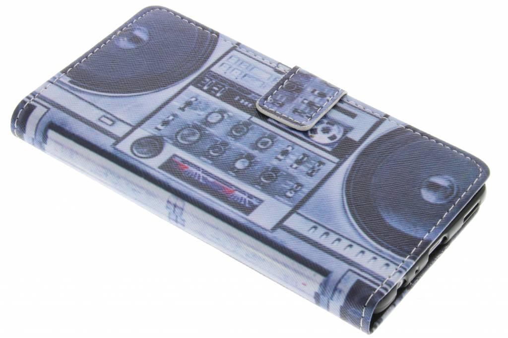 Radio design TPU booktype hoes voor de Huawei P9