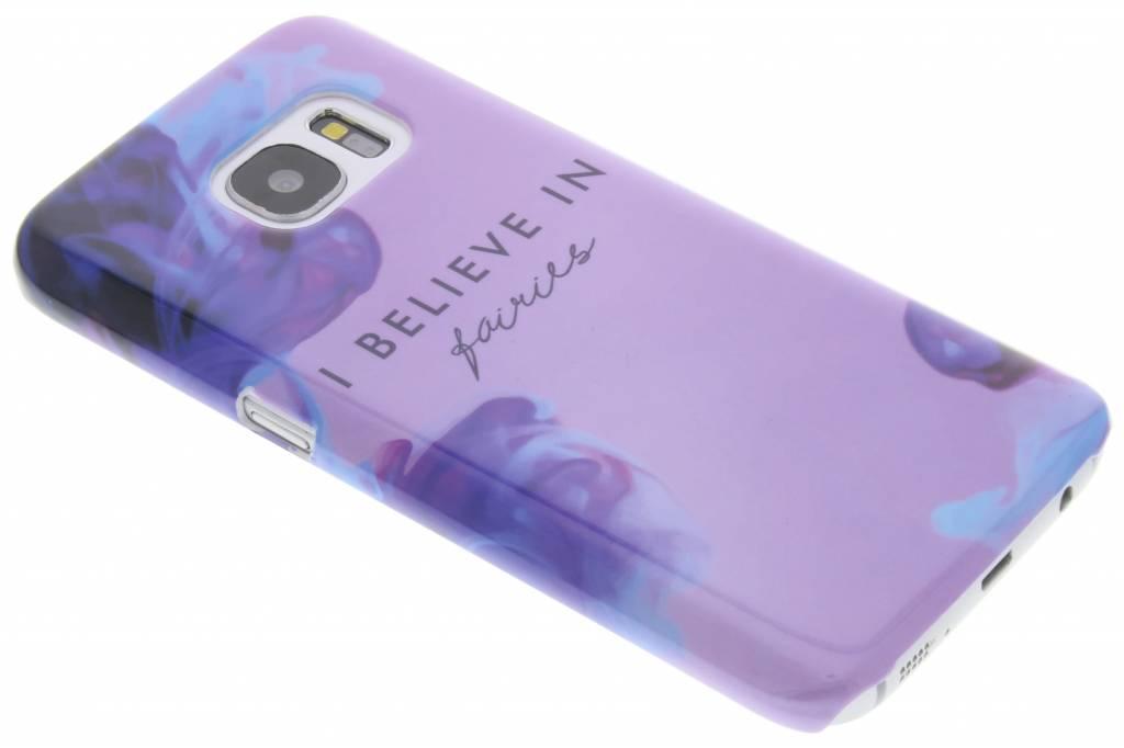 SmartPrint Fairies hardcase voor de Samsung Galaxy S7